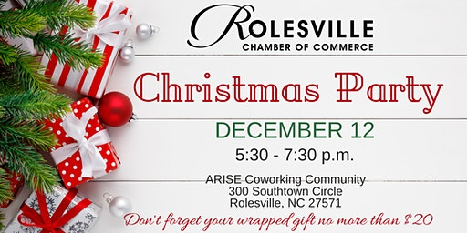 Rolesville Christmas Party