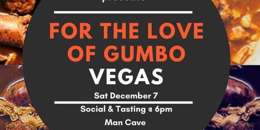 For the Love of Gumbo Social & Tasting Event