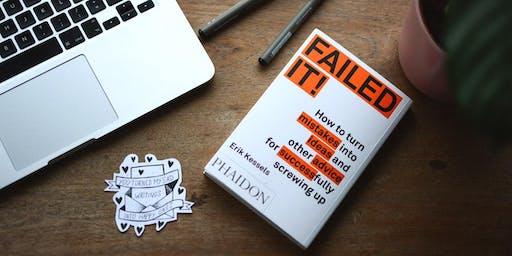 Failing Forward: A Resiliency Workshop (4 hours) February 2020