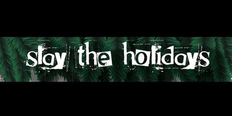 Slay the Holidays : Serial Killer Trivia at Courthaus Social tickets