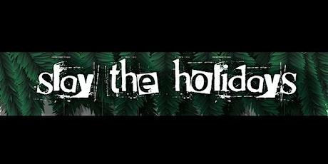 Slay the Holidays : Serial Killer Trivia at Courthaus Social tickets
