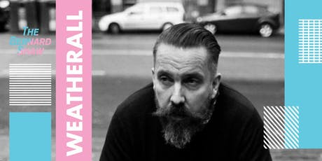 Bodytonic Presents: Andrew Weatherall  tickets