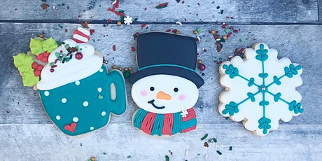 Winter Cookie Decorating Class tickets