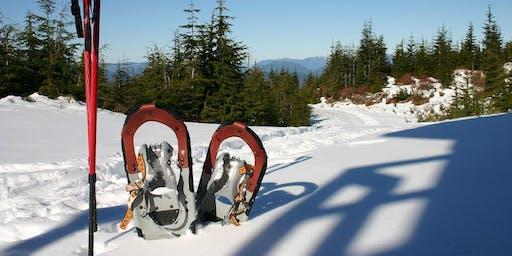 Snowshoeing Fridays