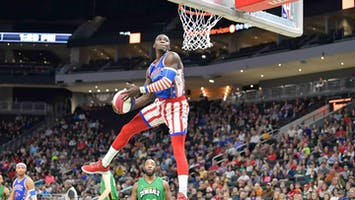 "Harlem Globetrotters: ""Pushing the Limits"""