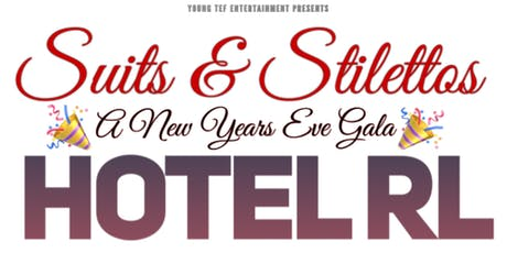 Suits & Stilettos (A New Years Eve Gala) tickets