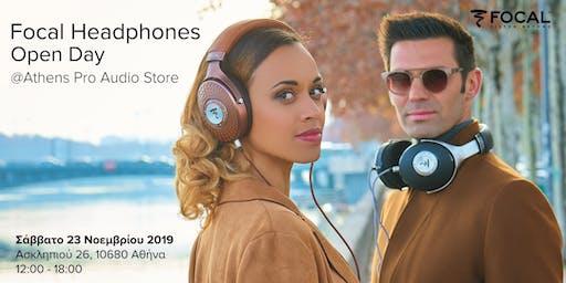 Focal Headphones Open Day