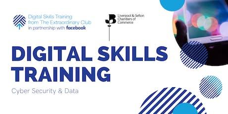 Facebook Digital Skills Workshop - Increasing your Cyber Security tickets