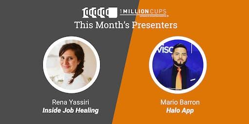 1MC November: Halo App and Inside Job Healing