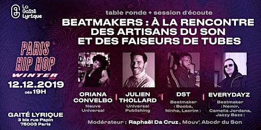 Beatmakers : à la rencontre des artisans du son et des faiseurs de tubes