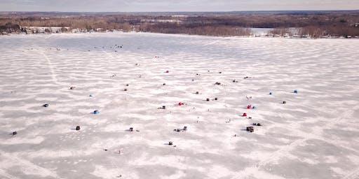 2020 Stoco Lake Black Crappie Ice Fishing Tournament