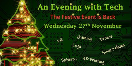 An Evening with Tech in Computing @ QUB 2019 (G) tickets