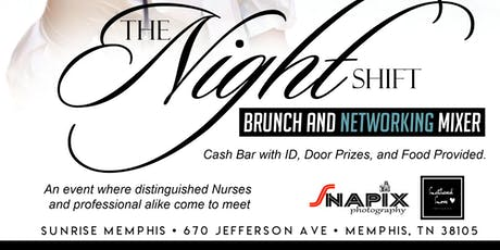 The Nightshift Brunch and Networking Mixer tickets