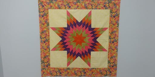 Lone Star Quilt with Courtenay Hughes