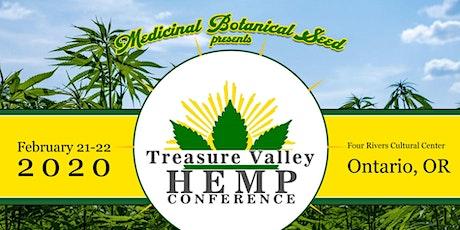 Treasure Valley Hemp Conference tickets