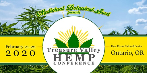 Treasure Valley Hemp Conference