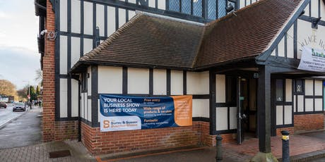 The Cranleigh Business Show 2020 tickets