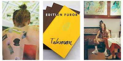 TALISMAN BOOK PRESENTATION, SPECIAL DRINKS, MUSIC & TATTOOS