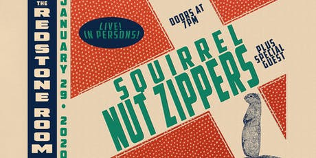 Squirrel Nut Zippers | Redstone Room tickets