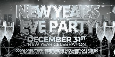 Upscale's 2020 New Year's Eve Party