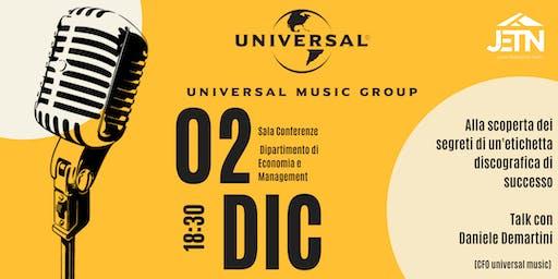 Universal Music Italia: i segreti di una major discografica