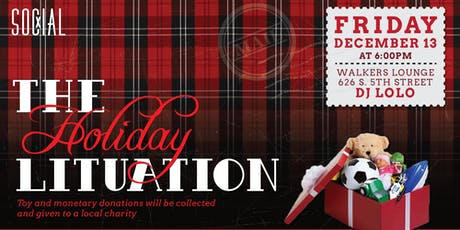 The Holiday LITuation tickets