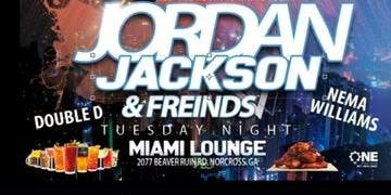 Jordan Jackson and Friends Free Comedy Night