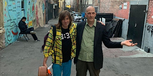 The Frogs with Jimmy Flemion and Evan Dando