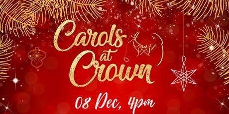 Carols at Crown tickets
