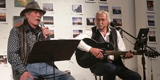 The Story and Music of Bob Dylan with Taelen Thomas & Bill Sparkman