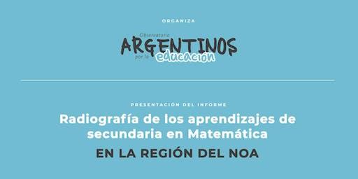 Argentinos por la Educación en Tucumán
