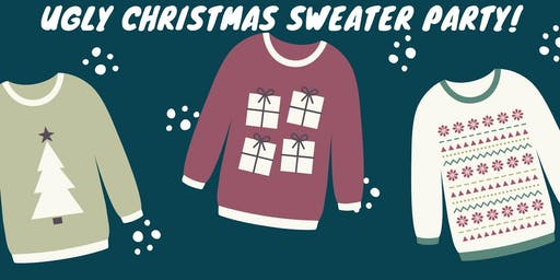 Ugly Christmas Sweater Party!