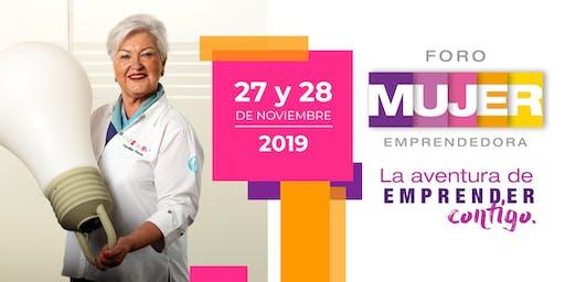 Foro Mujer Emprendedora 2019 EDOMEX