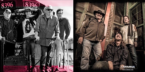 Bloodkin + Dyrty Byrds