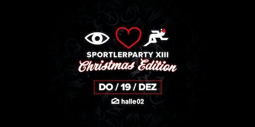 Sportlerparty XIII • X-Mas Edition • I Love Sport • Uni HD