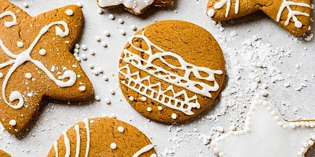 Complimentary Gingerbread Cookie Decorating at The Wharf tickets