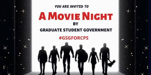 #GSGforCPS Movie Night