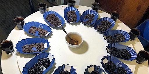 Wolf Coffee Roasting Workshop