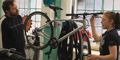 Intermediate Bike Bearings Maintenance - Saturday Course