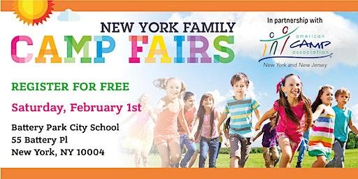 New York Family Camp Fair- Battery Park City