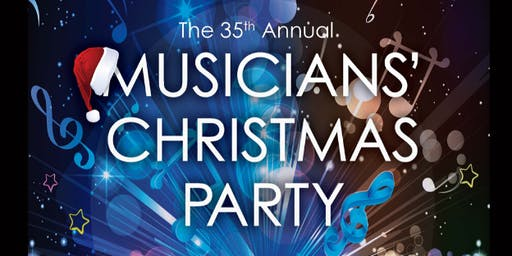 Musicians' Christmas Party 2019