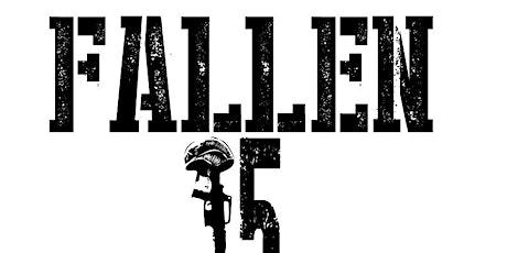 2019 Fallen 15 Memorial Gathering tickets