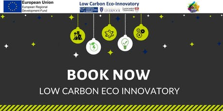 Low Carbon Eco-Innovatory Festive Forum tickets