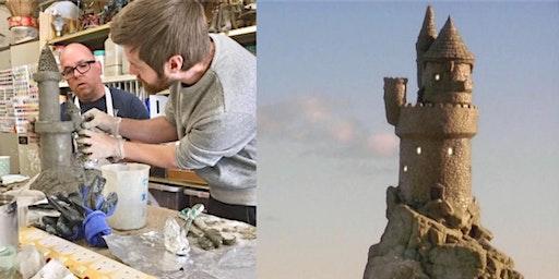 Castles!- Full day Sculpting workshop using Pal Tiya Premium