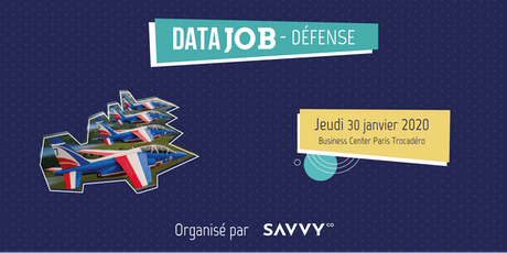 DataJob Défense 2020 tickets