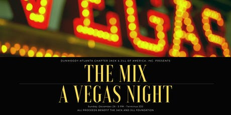 The MIX | A Vegas Night tickets