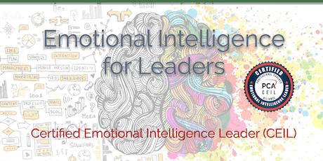 Certified Emotional Intelligence Leader (CEIL) 2 Day Workshop - Chicago tickets