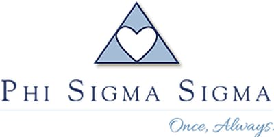 Phi Sigma Sigma Sapphire Dinner Party