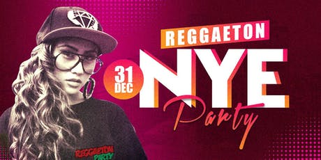 Reggaeton NYE Party (London) tickets