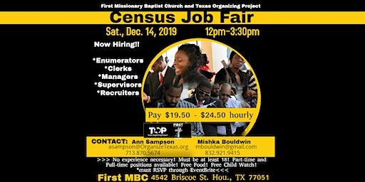 Job Fair (FMBC & TOP)